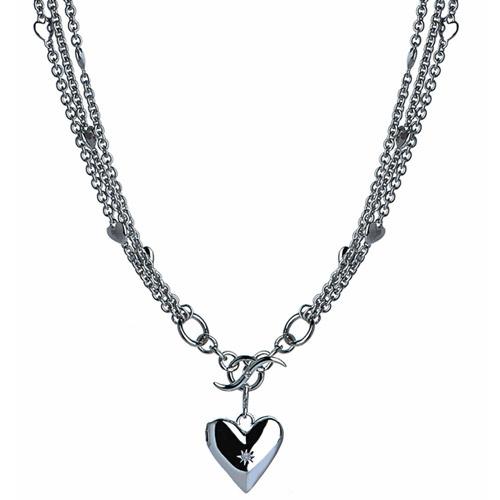 Náhrdelník Hot Diamonds Addicted To Love DN038