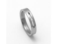 Dámský titanový snubní prsten TTN1102