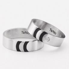 Snubní prsten TeNo 064-1314-D16
