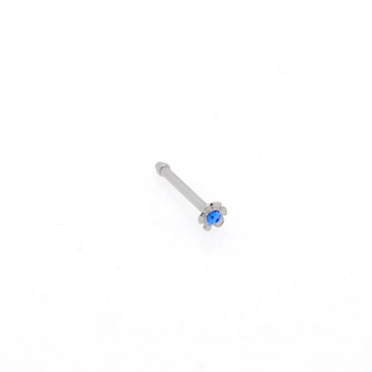 Piercing do nosu BN5sapphire