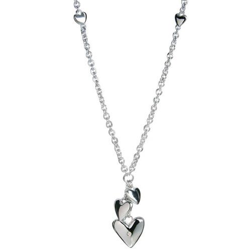 Náhrdelník Hot Diamonds Addicted To Love DN037