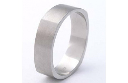 Prsten z chirurgické oceli  RSS96